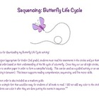 Butterfly Life Cycle (Sequencing)