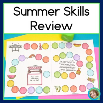 Bye Bye Summer Slide!