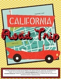 CA Geography Extension Project: Road Trip