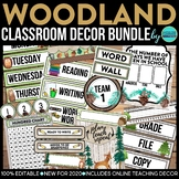 CAMPING Classroom Theme Packet ~ Printables Decor and More