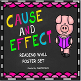 CAUSE and EFFECT POSTER SET
