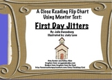 CCSS: First Day Jitters Close Reading Flipchart