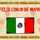 CINCO DE MAYO: 6 Decorative Slides Celebrating Cinco de Mayo!