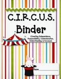 CIRCUS Binder Starter Kit