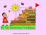 CLIMB THE STAIRS: 3 TEAMS IN-CLASS ADDITION & SUBTRACTION