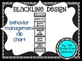 CLIP CHART Behavior Management System {Blackline Design}