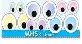 CLIPART- EYES3