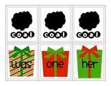COAL-A Christmas Sight Word Game
