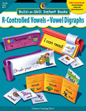 Build-a-Skill: R-Controlled Vowels and Vowel Digraphs