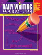 Daily Writing Warm-Ups: A Systematic Approach to Writing P