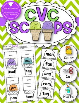 CVC Scoops!