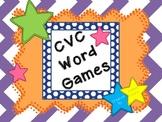 CVC Word Games