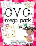 CVC Word Mega Pack