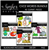 CVCE Word Bundle {Graphics for Commercial Use}