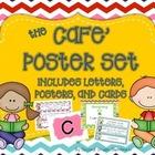 Cafe Poster Set **FREEBIE**