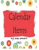 Calendar Fun!