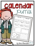 Calendar Journal [with Daily Message!]