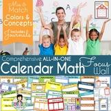 Calendar Math Pack