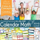 Calendar Math Pack * Math Focus Wall