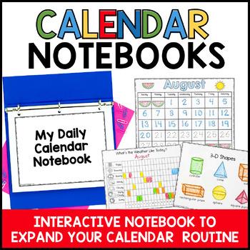 kindergarten calendar time