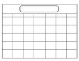 Calendar Template - Blank