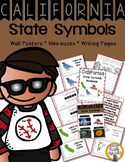 California State Symbols Notebook