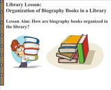 Call Numbers of Biography Books | Library Skills | Informa