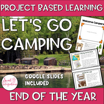 Camp Theme: Camp Barefoot End of the Year Activities