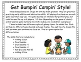 Campin' Bump Math Games