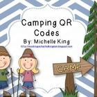 Camping QR Codes- Idioms
