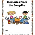 Camping Themed Memory Book
