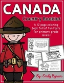 Canada Booklet (A Country Study)