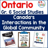 Canada's Interactions with the Global Community:  Ontario