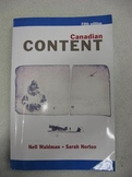 Canadian Content Fifth Edition