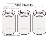Candy Collector - Addition and Subtraction Fun