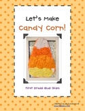 Candy Corn Art