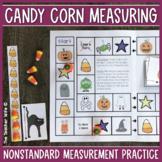 Candy Corn Measuring {A Halloween Mini Unit!}