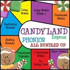 Candyland Express - Phonics All Bundled Up!