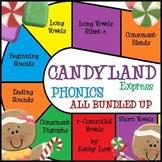 Candyland Express - Phonics All Bundled Up!