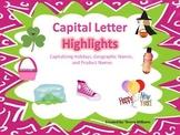 Capital Letter Highlights