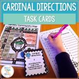 Cardinal Directions {Task Cards}