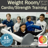 P.E. BUNDLE!: Cardio, Full Body Workouts, and Weight Train