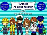 Career Clipart Bundle