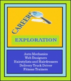 Careers Exploration, Jobs, Vocational, Reading,  Exploring
