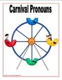 Carnival Pronouns