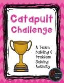 Catapult Challenge - A Team Building Activity