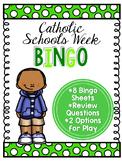 Catholic Schools Week Bingo