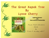 The Great Kapok Tree Power Point: Cause and Effect PDF (CC