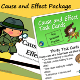 Cause and Effect  - A Reading Comprehension Strategy