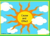 Cause and Effect Power Point Presentation